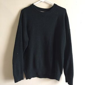 Men's (Dark Green) H&M Sweater